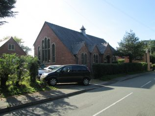 Tilston PM Chapel, Cheshire