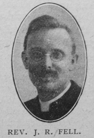 Fell, John Robert (1879-1947)