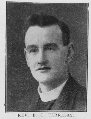 Ferriday, Eric Clarke (1901-1970)