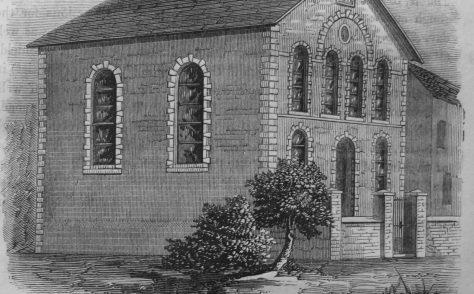 Pontnewydd Primitive Methodist Chapel, Pontypool Circuit