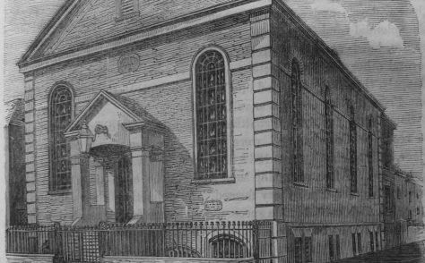 Croydon PM Chapel, Surrey