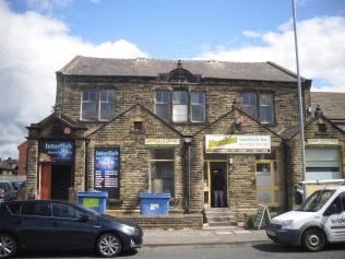 Former School of Ossett Street Side (Gawthorpe)  Primitive Methodist chapel | Dr Gerard Charmley