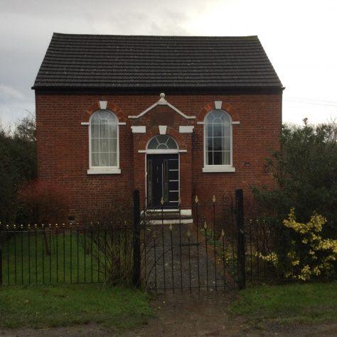 Forton Heath PM Chapel