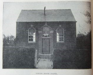 Photograph taken from the Christian Messenger 1906, page 78.