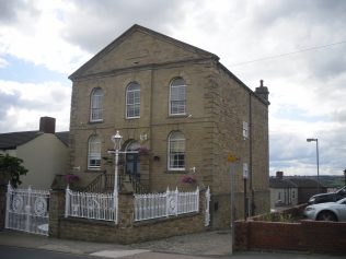 Ossett Mount Zion Primitive Methodist chapel | Dr Gerard Charmley