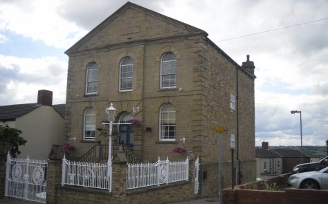 Ossett Mount Zion Primitive Methodist chapel