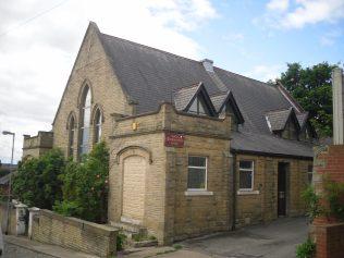 Ossett URC (former Mount Zion Primitive Methodist schoolroom) | Dr Gerard Charmley