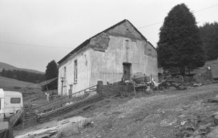 Picture of the former Primitive Methodist Chapel at Cwmegyr