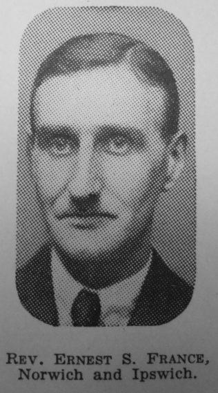 France, Ernest Spooner (1885-1968) | Wycherley