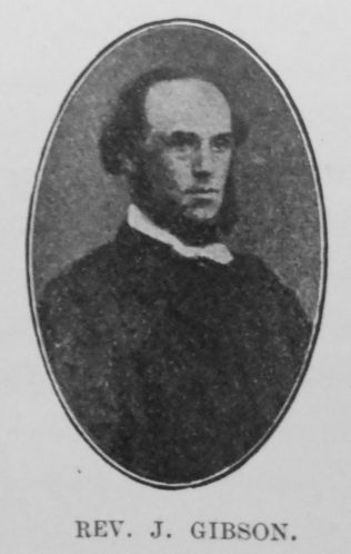 Gibson, Joseph (1828-1866) | Kendall