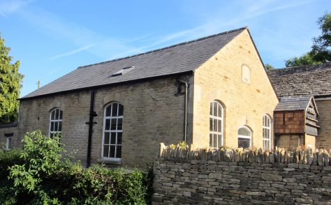 Long Compton Primitive Methodist chapel