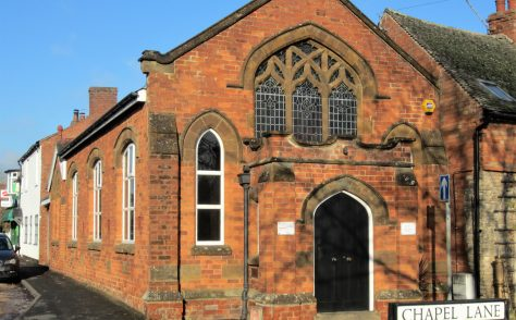 Newbold on Stour and Ettington Primitive Methodist chapel