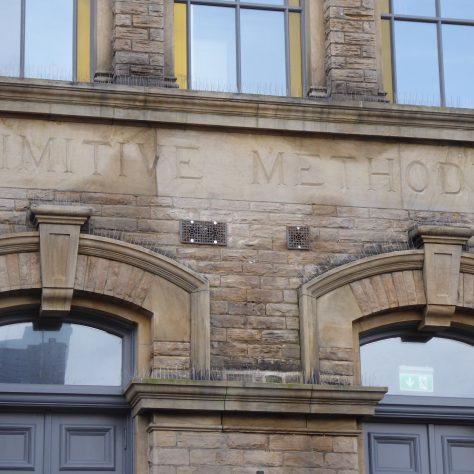 04 Sheffield, Walkley, South Street, Ebenezer PM Chapel, inscription (ii), 14.2.2020