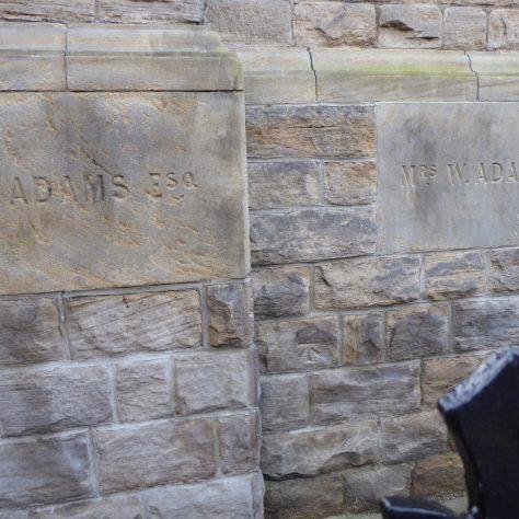 06 Sheffield, Walkley, South Street, Ebenezer PM Chapel, foundation stones (i), 14.2.2020