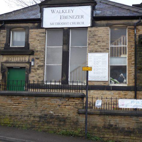 14 Sheffield, Walkley, South Street, Ebenezer PM Chapel, facade of institute, 14.2.2020