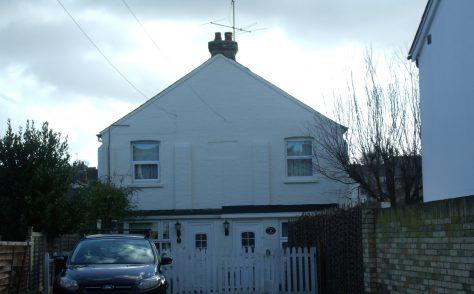 Ashwell Primitive Methodist chapel