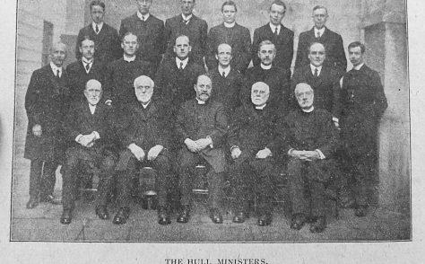 Hinchliffe, Wilfred Senior (1887-1960)