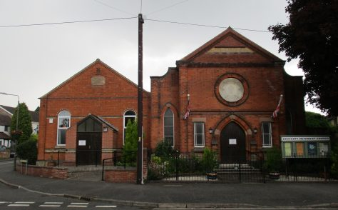 Draycott Primitive Methodist chapel