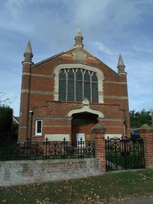 Orford Primitive Methodist Church, Suffolk