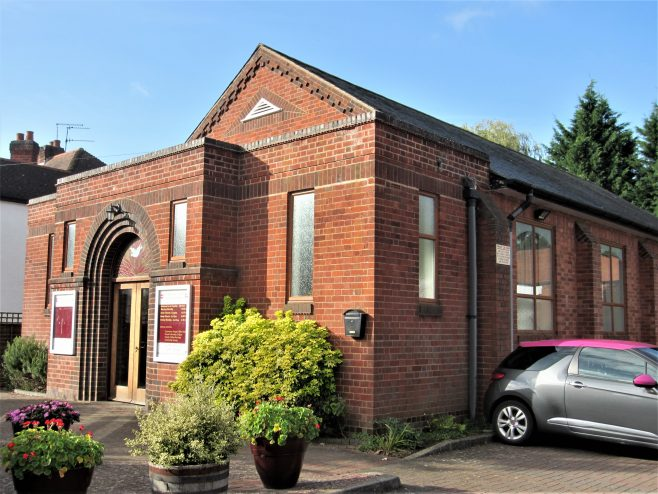 Coventry Woodside Primitive Methodist church | Anne Langley 2020