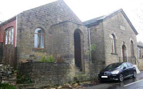 Denby Dale (Miller Hill) Primitive Methodist Chapel Yorkshire (West Riding)