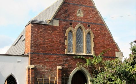 Marton Primitive Methodist chapel
