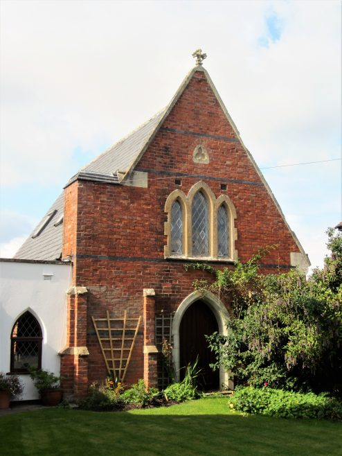 Marton Congregational Chapel , used for a time by the Primitive Methodists | Anne Langley 2017