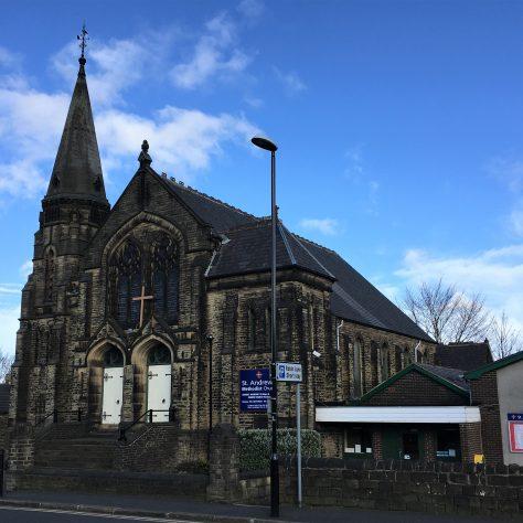 Pudsey (Robin Lane) Primitive Methodist Chapel, Yorkshire (West Riding)