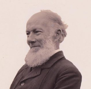 Revd William Durance  (1837 - 1927)