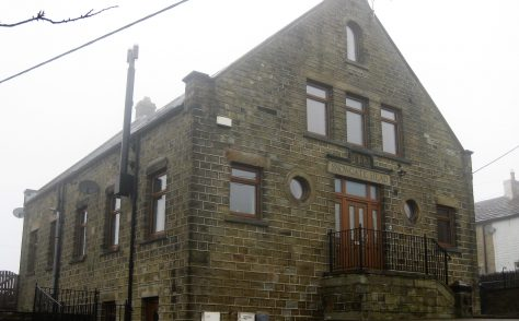 Snowgatehead Primitive Methodist Chapel, New Mill, (Holmfirth) West Yorkshire (West Riding)