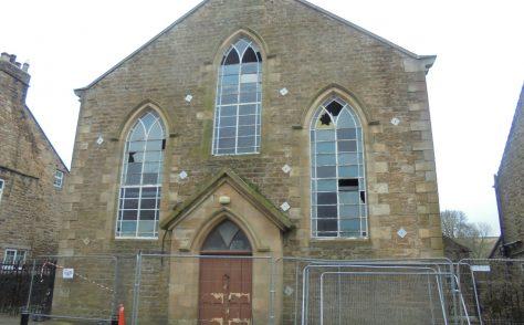 St John's Weardale Primitive Methodist chapel