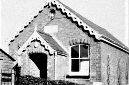 Stretton on Dunsmore Primitive Methodist chapel