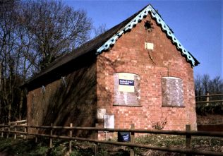 Stretton on Dunsmore Primitive Methodist Chapel around 1990 | provided by Anne Langley