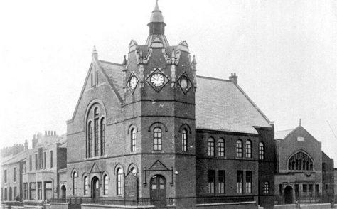 Washbrook (Wash Brook) Primitive Methodist chapel