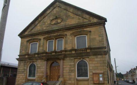 Crook Primitive Methodist chapel
