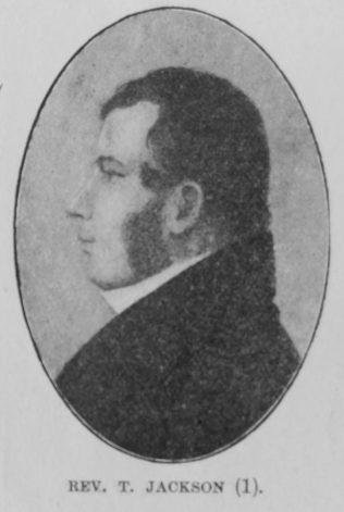 Jackson, Thomas   Kendall