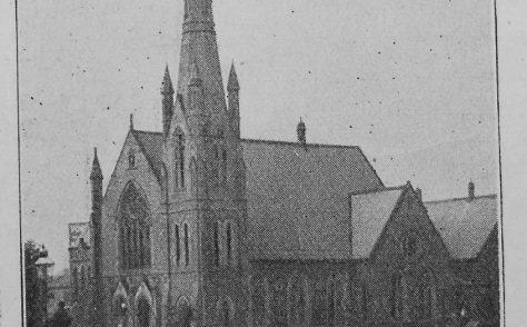Harrogate Dragon Parade Primitive Methodist Church