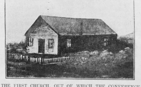 Primitive Methodism in Southport