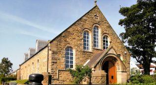 Gosforth Emma Robson Memorial Primitive Methodist chapel | Richard Jennings 2019