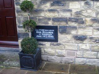 High Hoyland Primitive Methodist Chapel High Hoyland, Yorkshire (West Riding)