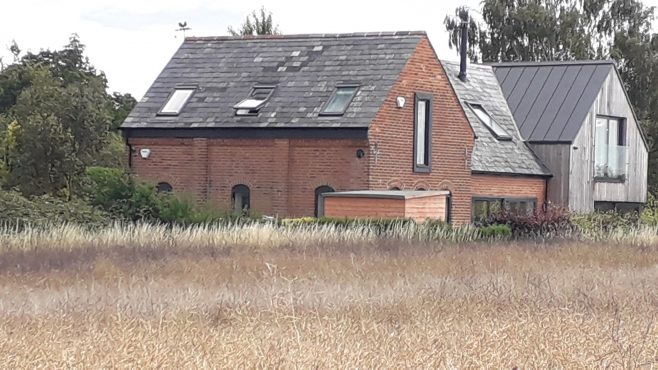 Littleworth Primitive Methodist Chapel and its wider setting | Dave Headey 2020