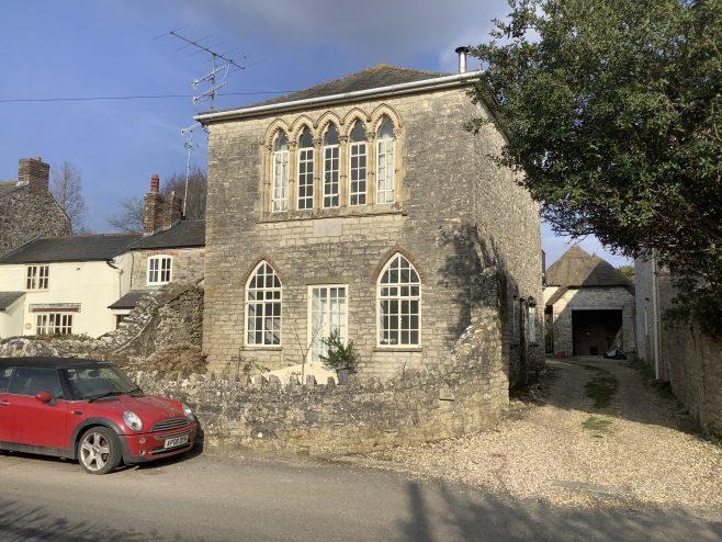 former Upwey Primitive Methodist chapel   Martin Reeves 2021