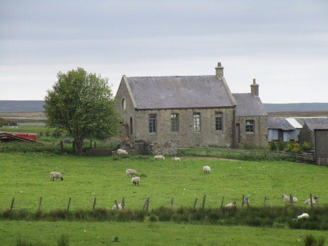 former Waskerley Primitive Methodist chapel | Linda Robertson 2020