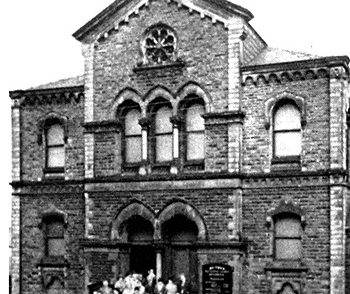 Windhill, Shipley, Yorkshire - Bethel P.M. Chapel