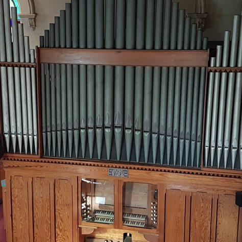 Swindon: Stratton Methodist Church organ | Graham Crawshaw 2020