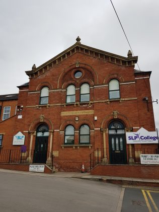 Garforth Primitive Methodist Chapel | Supplied by Meg Green - May 2020