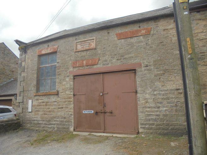 Copley Primitive Methodist chapel 1864 | Linda Robertson July 2020