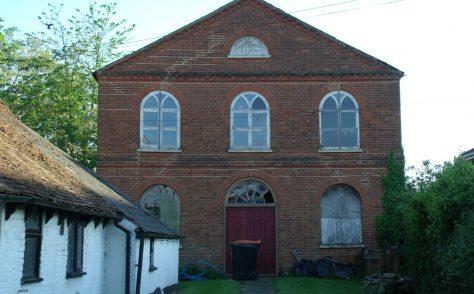 Hockliffe Primitive Methodist, Bedfordshire