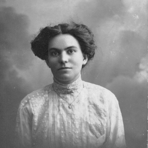 Louisa Miller nee Hill - Sunday School teacher, organist and much more at Lower Stratton chapel | Christopher Hill September 2020