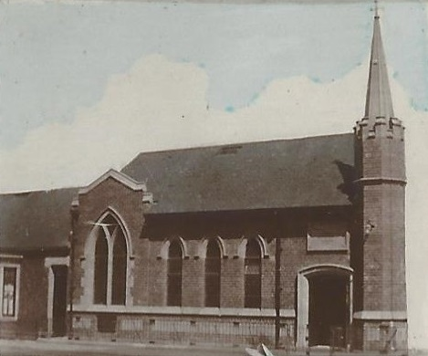 Roker Primitive Methodist chapel | provided by Randle Knight